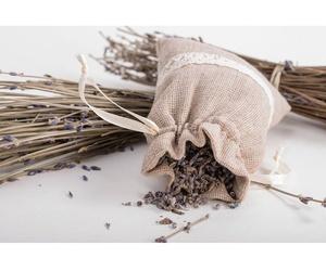 Saquitos con aroma a lavanda