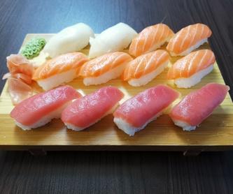 Sésamo roll 8 piezas: Platos de My Sushi