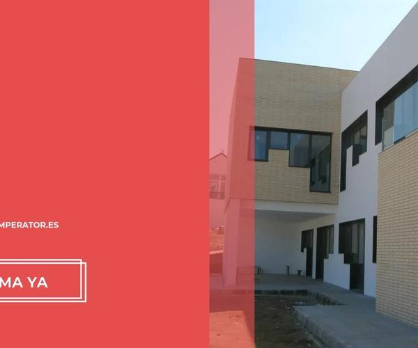 Construcción de obra nueva en Mérida | Domvs Imperator