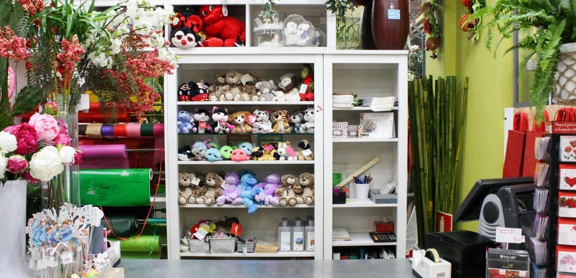 Expertos en flores y plantas artificiales en Madrid centro