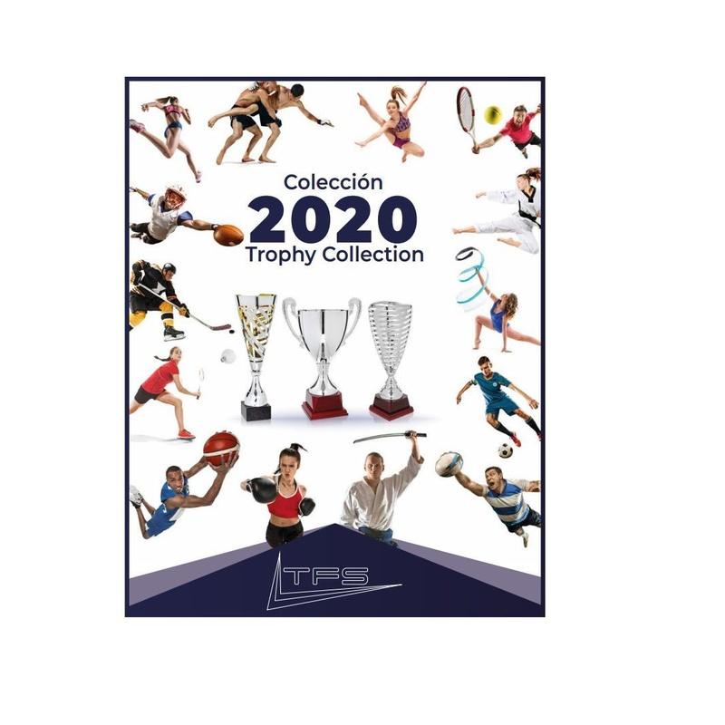 Catálogo 2020 Trophy Collection: Catálogos y servicios de Trofeos Aka