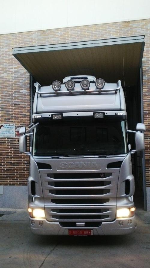Fotos de Camiones en Villares de la Reina   Autotruck Salamanca