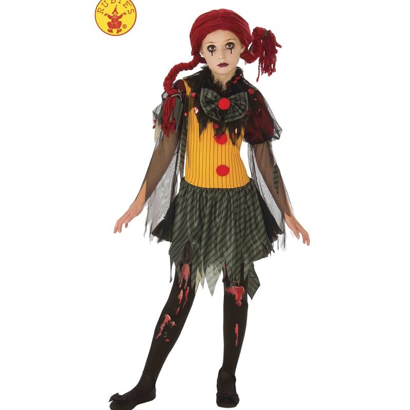 Disfraz payasita muñeca diabólica