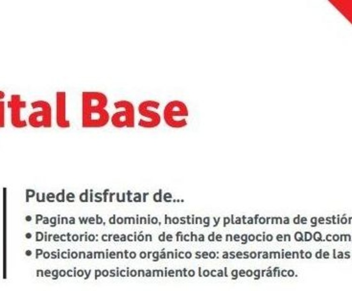 Vodafone Digital Base : Nuestras Soluciones de TrébolPhone
