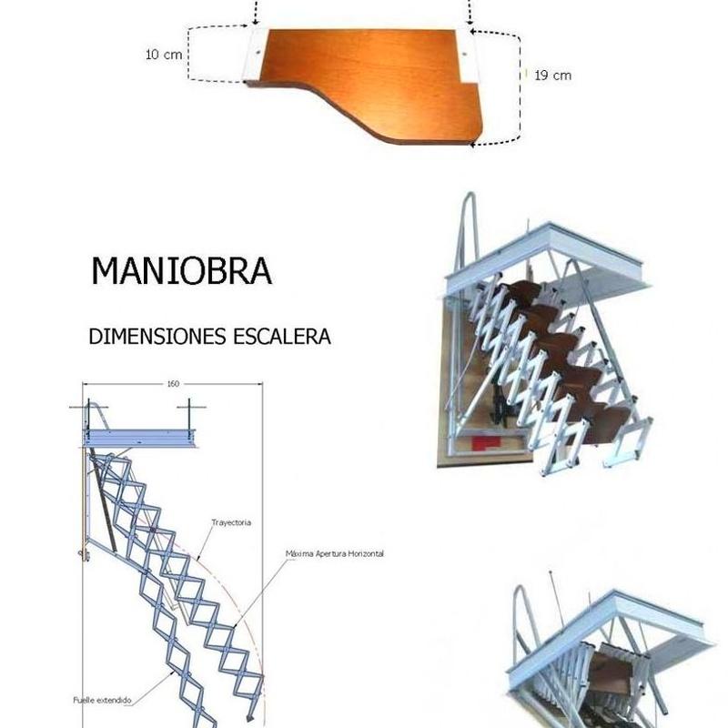ELEGANT TECHO: PRODUCTOS de CARPINTERIA MAZUSTEGUI S.L