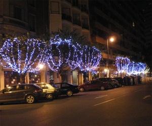 Iluminación para Navidad en A Coruña