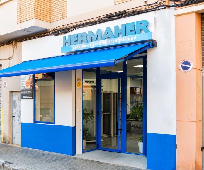 Toldos: Servicios de Hermaher