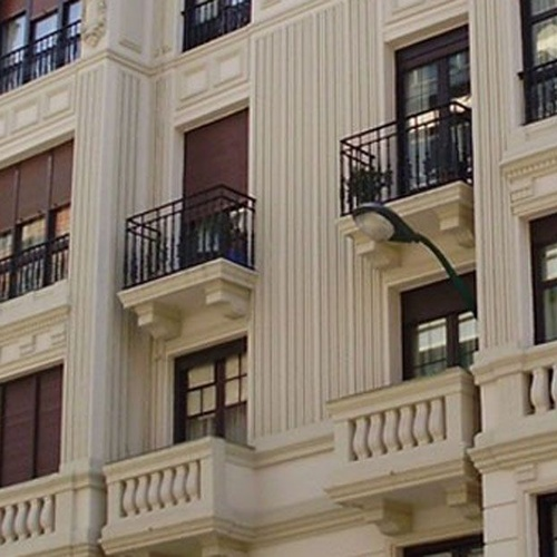 Arreglo de fachadas en Vizcaya