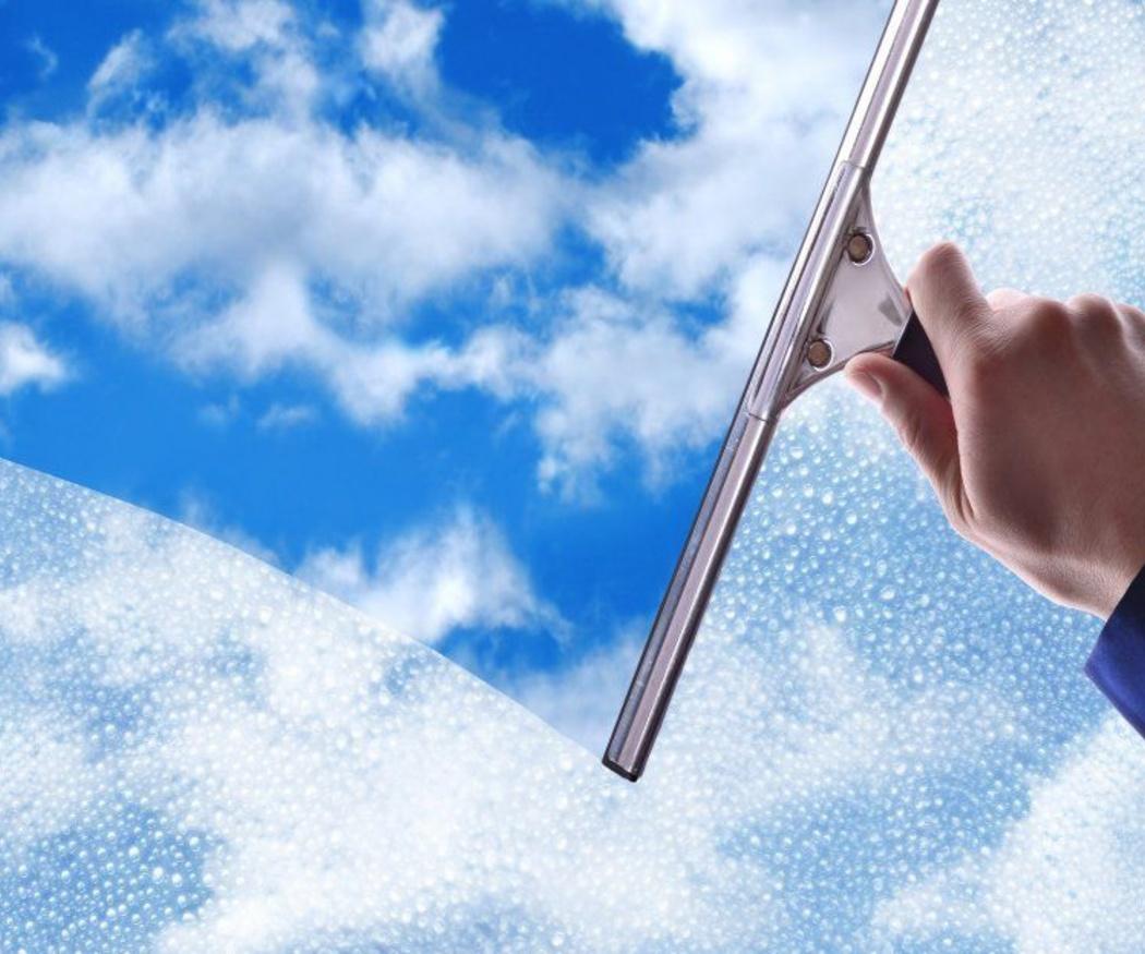 Cuestiones a tener en cuenta en la limpieza de cristales