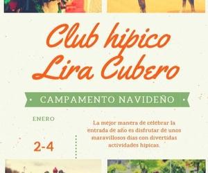 Campamento Navideño Lira Cubero