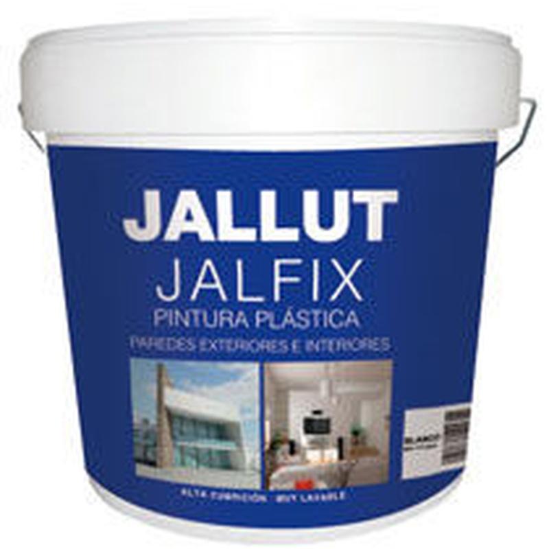 Pintura plástica Jallut Jalfix en Barcelona