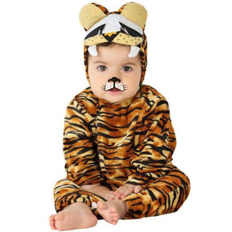 Disfraz tigre bebé