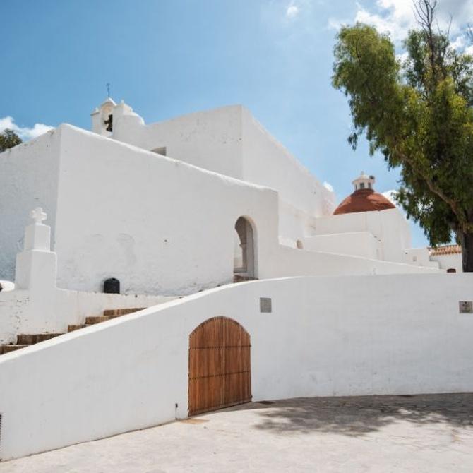 Algunos de los pueblos más especiales de Ibiza