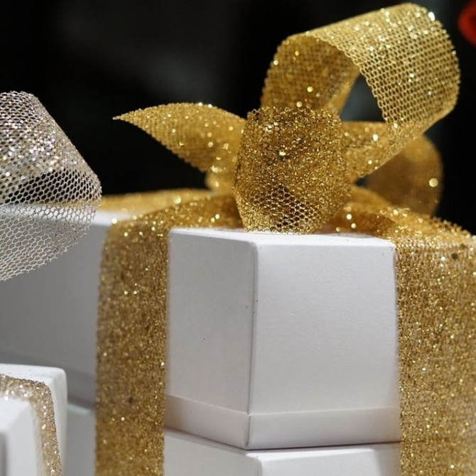 Algunas ideas para empaquetar los regalos de Navidad