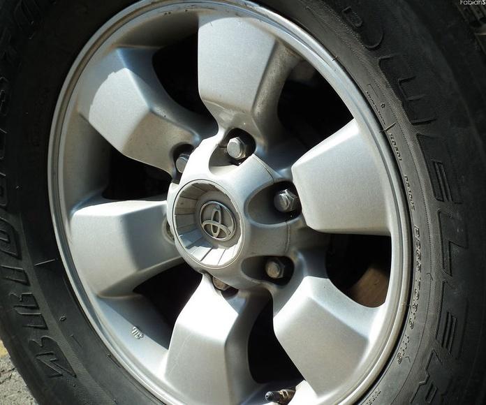 Neumáticos: Servicios de Taller Boauto Multimarca