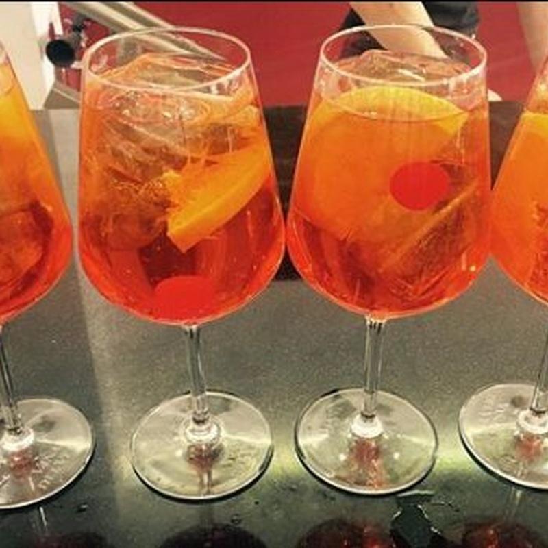 ¿Y si hablamos de beber?: Carta de Restaurante Pura Cepa