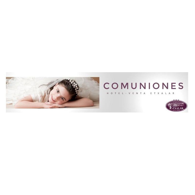 COMUNIONES: Servicios de Venta de Etxalar