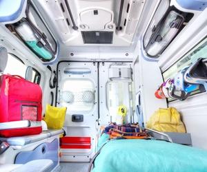 Servicio 24 horas de ambulancias en Cantabria