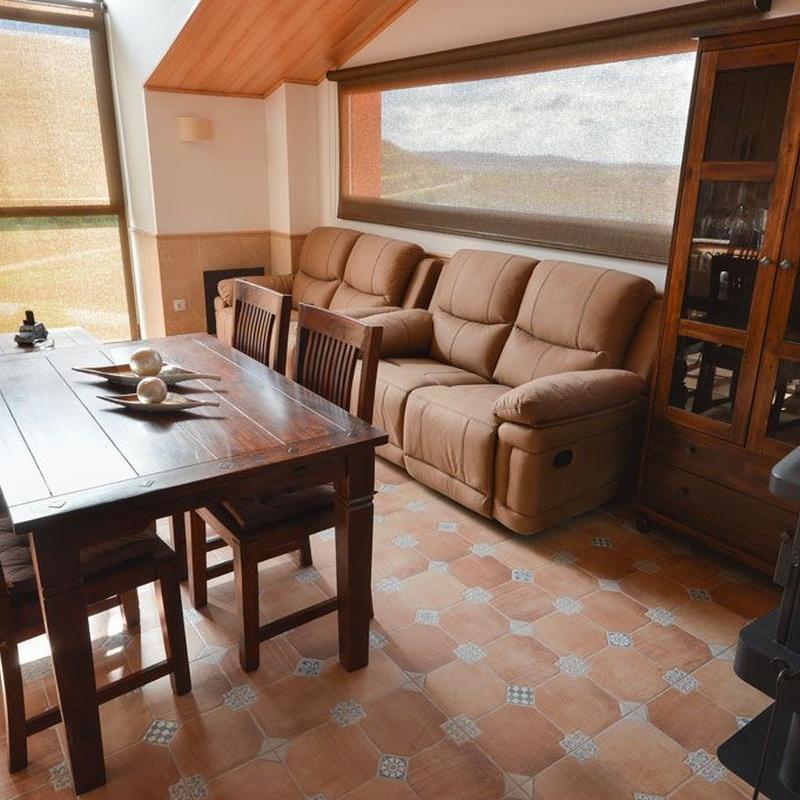 Apartamento Peña Blanca: Alojamiento rural de El Castillo de Celia