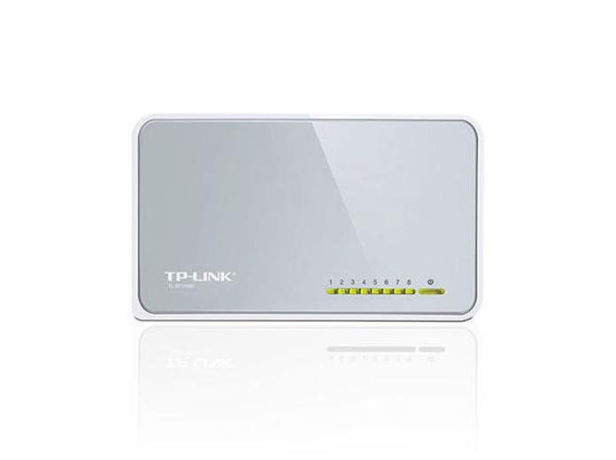 TL-SF1008D: Nuestros productos de Sonovisión Parla