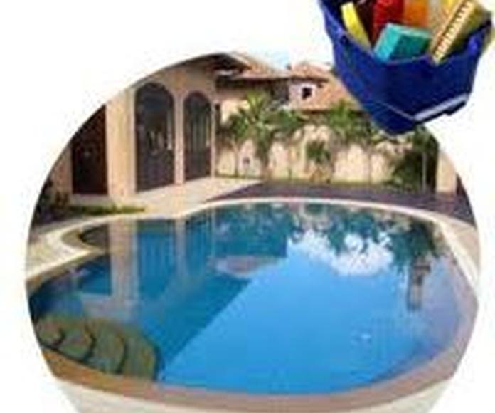 4.  Mantenimiento de piscinas  : Servicios  de Limpiezas Masol, S.L.