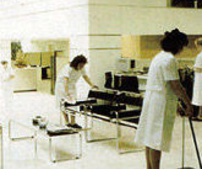 Limpieza industrial: Catálogo de Leyre Superlimpiezas