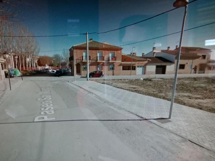 Venta de solar en calle San Marcos esquina con Sancho Panza: Inmuebles Urbanos de ANTONIO ARAGONÉS DÍAZ PAVÓN