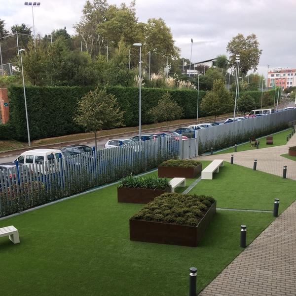 Empresa instaladora de césped artificial en Bilbao