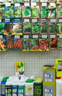 Venta de semillas en Santiago de Compostela y productos fitosanitarios