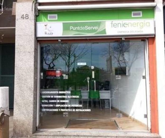 Logan Barcelona Instalaciones