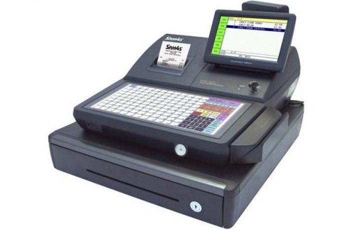 ECR SAM4S SPS-530: Productos y Servicios de Inosca