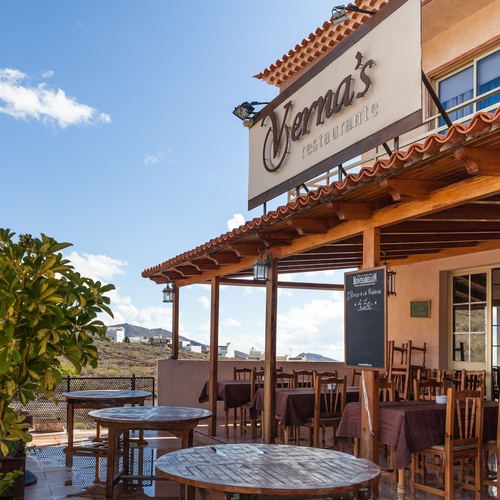 Restaurantes gallegos en Tenerife: Verna's Restaurante