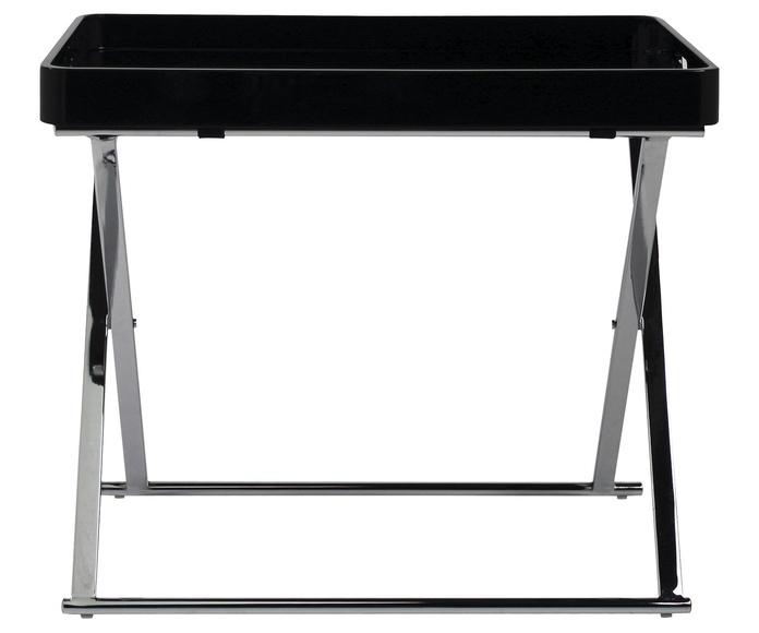 Mesa auxiliar bandeja plegable modelo Tray C 16