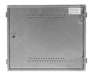 Puerta y armario para contador modelo D2