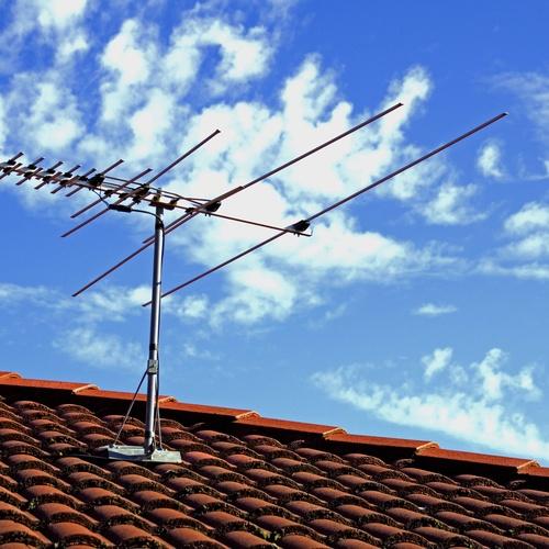 Antenas de televisión en Fuenlabrada
