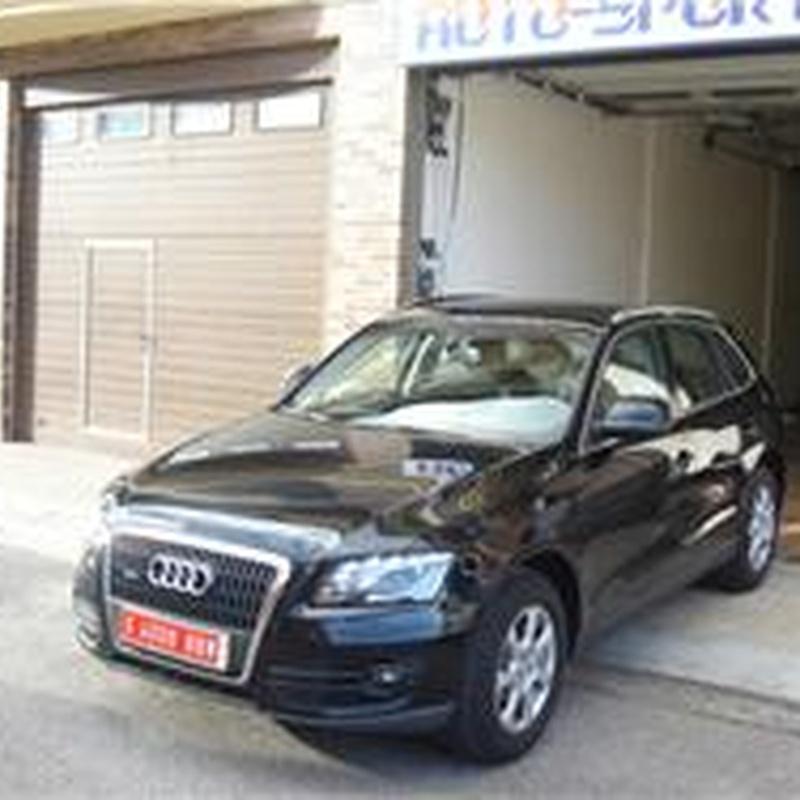 Audi Q5 2.0TDI DPF
