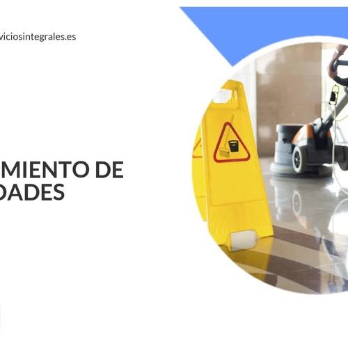Limpiezas generales de edificios Tenerife | MI Servicios Integrales