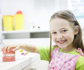 Estética dental: Tratamientos dentales de NH Dental