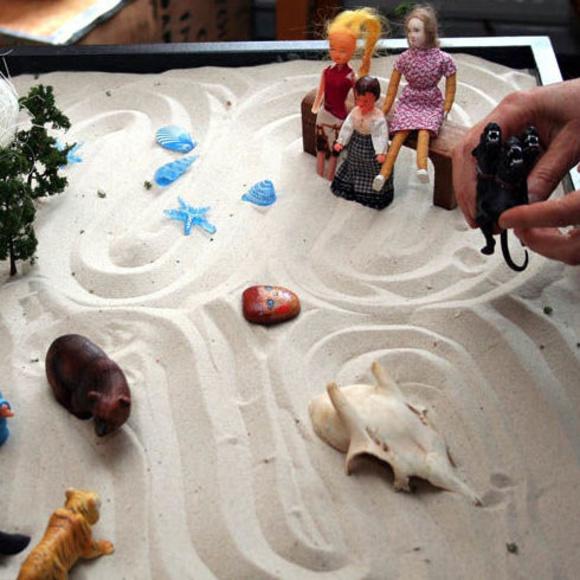 Juego de Arena, Sandplay: Terapias de Esperanza Psicólogos