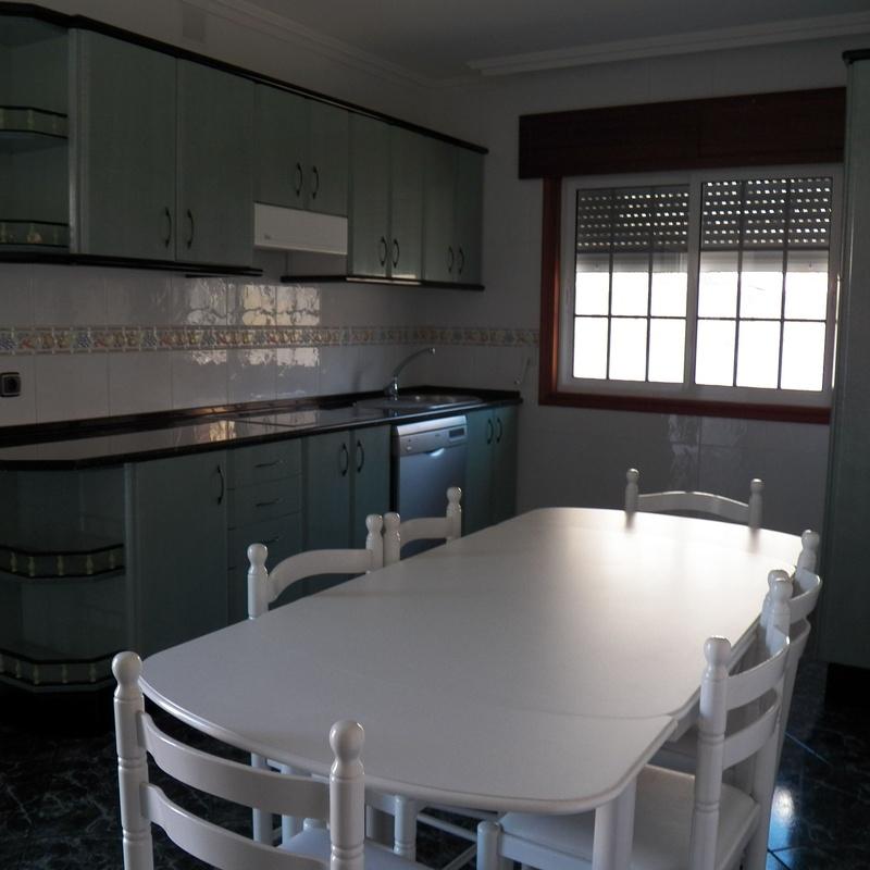CASA CON TERRENO Y PISCINA: Servicios de Inmobiliaria Mosteiro