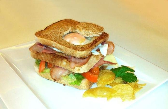 Sándwich: Productos de Bertal