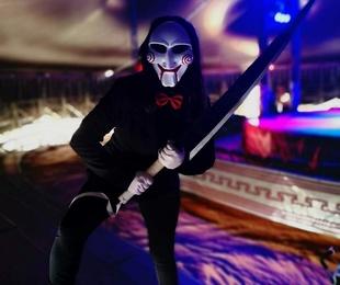Vídeo Circo del terror familiar
