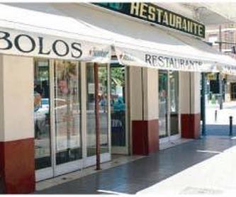 Galería de Marisquerías en Valencia   Bar Bolos