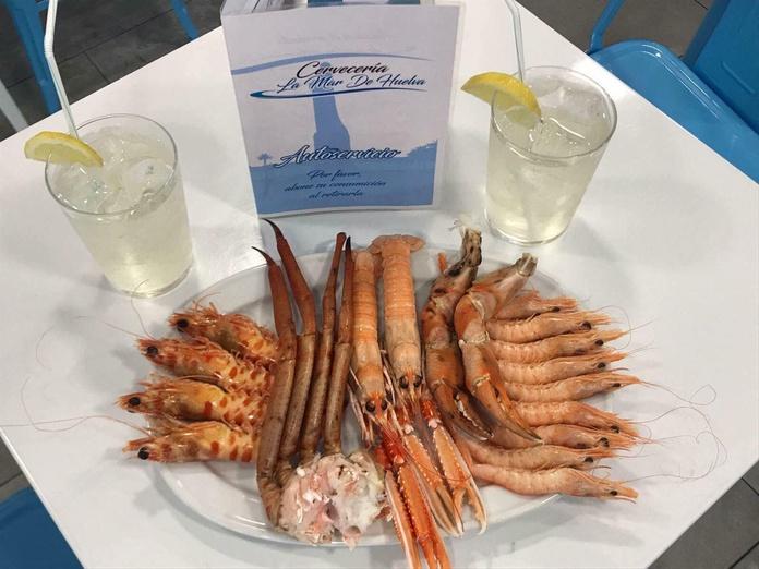 Cenas de empresa: Servicios de La Mar de Huelva