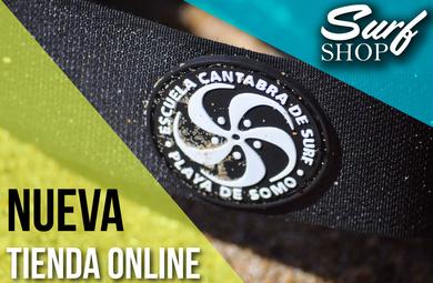Tienda Online Escuela Cántabra de surf