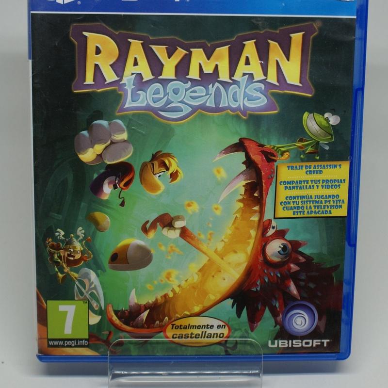 PS4 RAYMAN LEGENDS: Compra y Venta de Ocasiones La Moneta