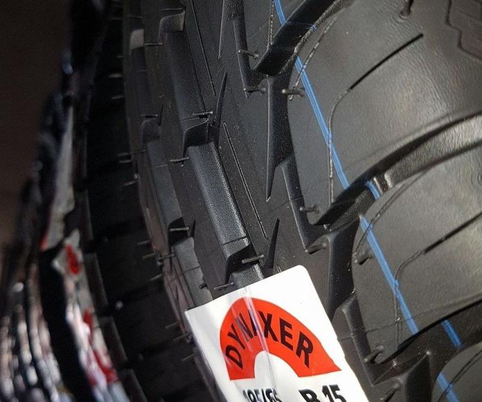 Neumáticos baratos en Tenerife sur