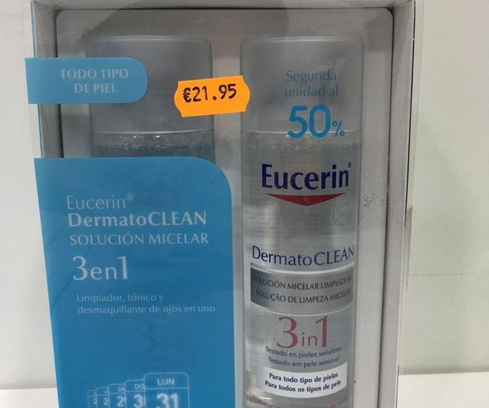 Eucerin Dermato CLEAN: Productos y Promociones de Farmacia Lucía