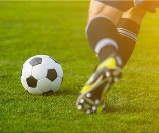 El cuidado del pie en la práctica del fútbol