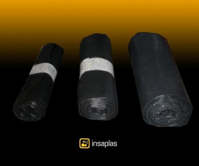 Bolsas basura: Catálogo de Insaplas, S.A.